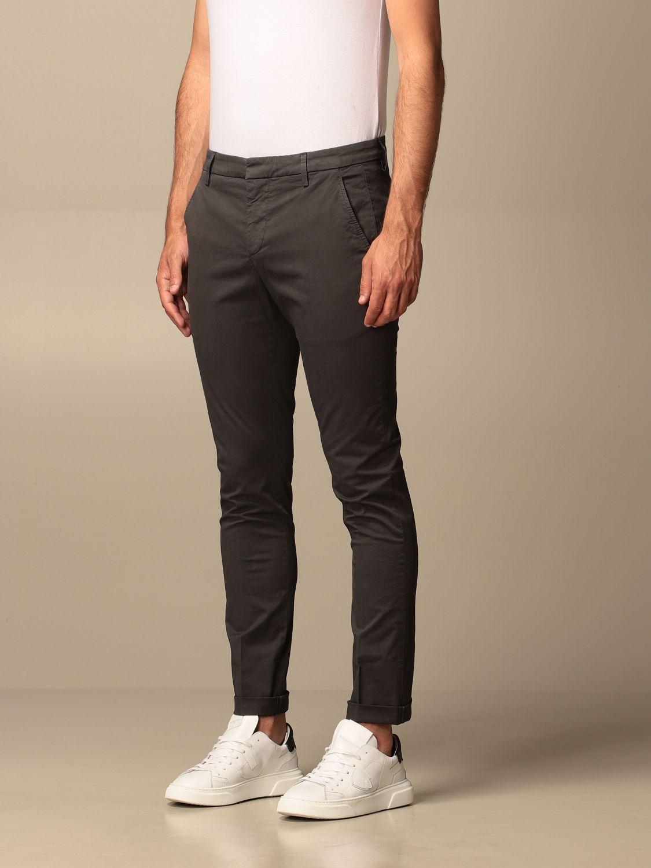 Pantalon Dondup: Pantalon homme Dondup gris 3