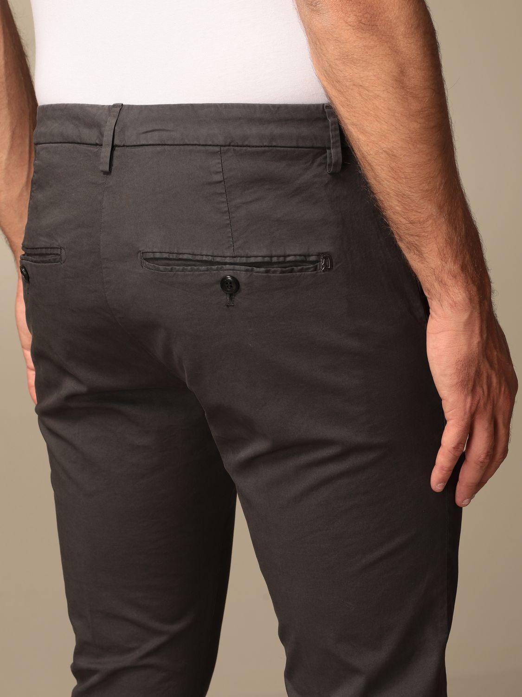 Pantalon Dondup: Pantalon homme Dondup gris 4