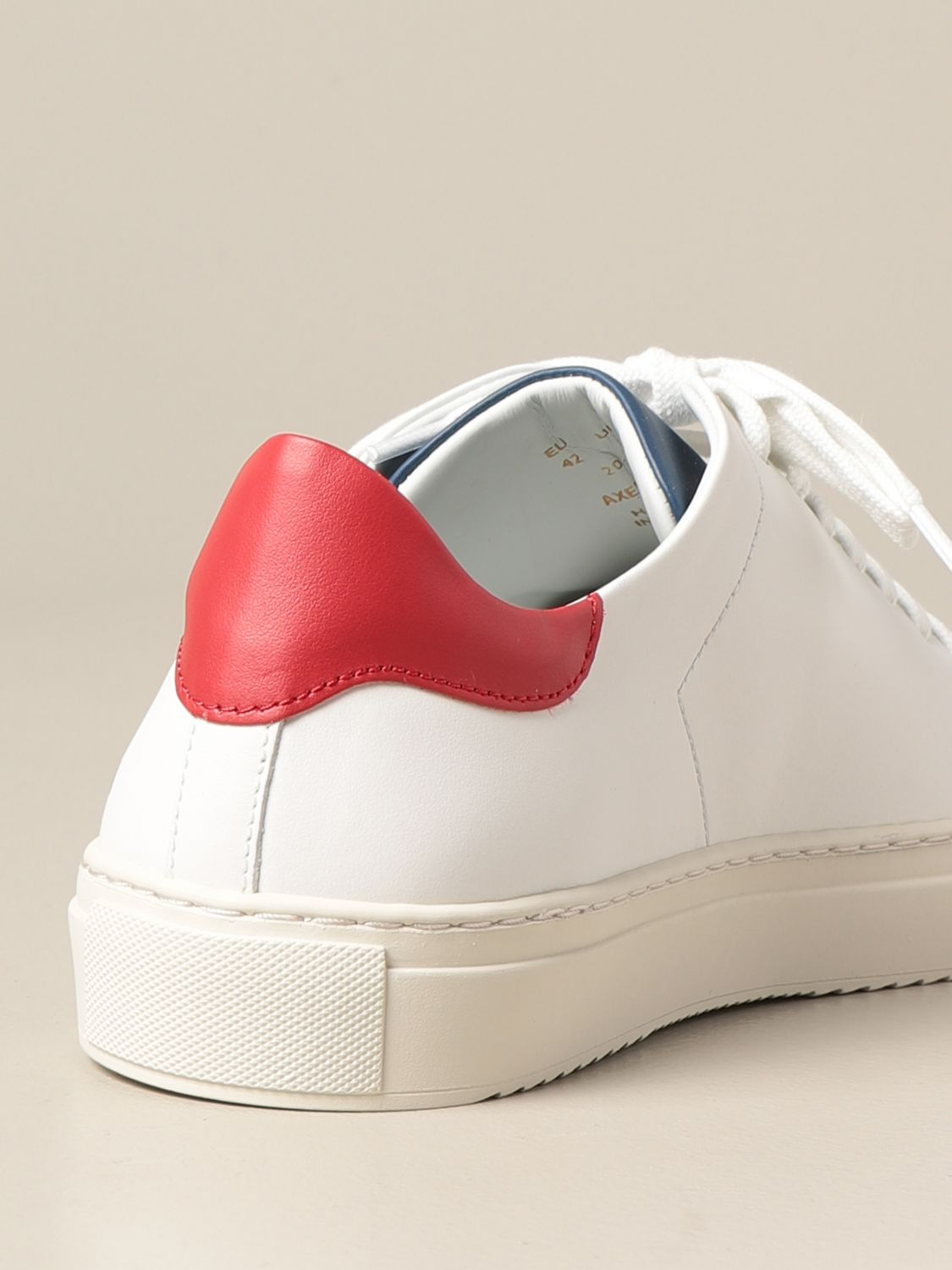 Trainers Axel Arigato: Shoes men Axel Arigato red 3