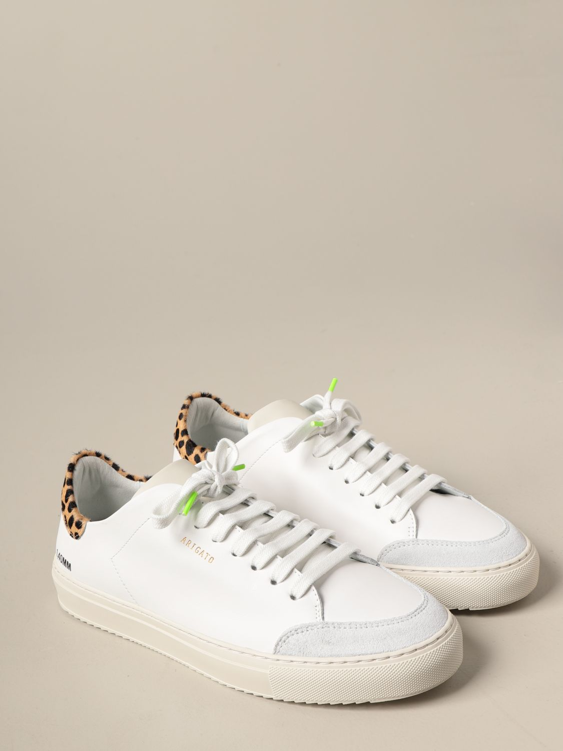 Sneakers Axel Arigato: Axel Arigato sneakers in leather white 2