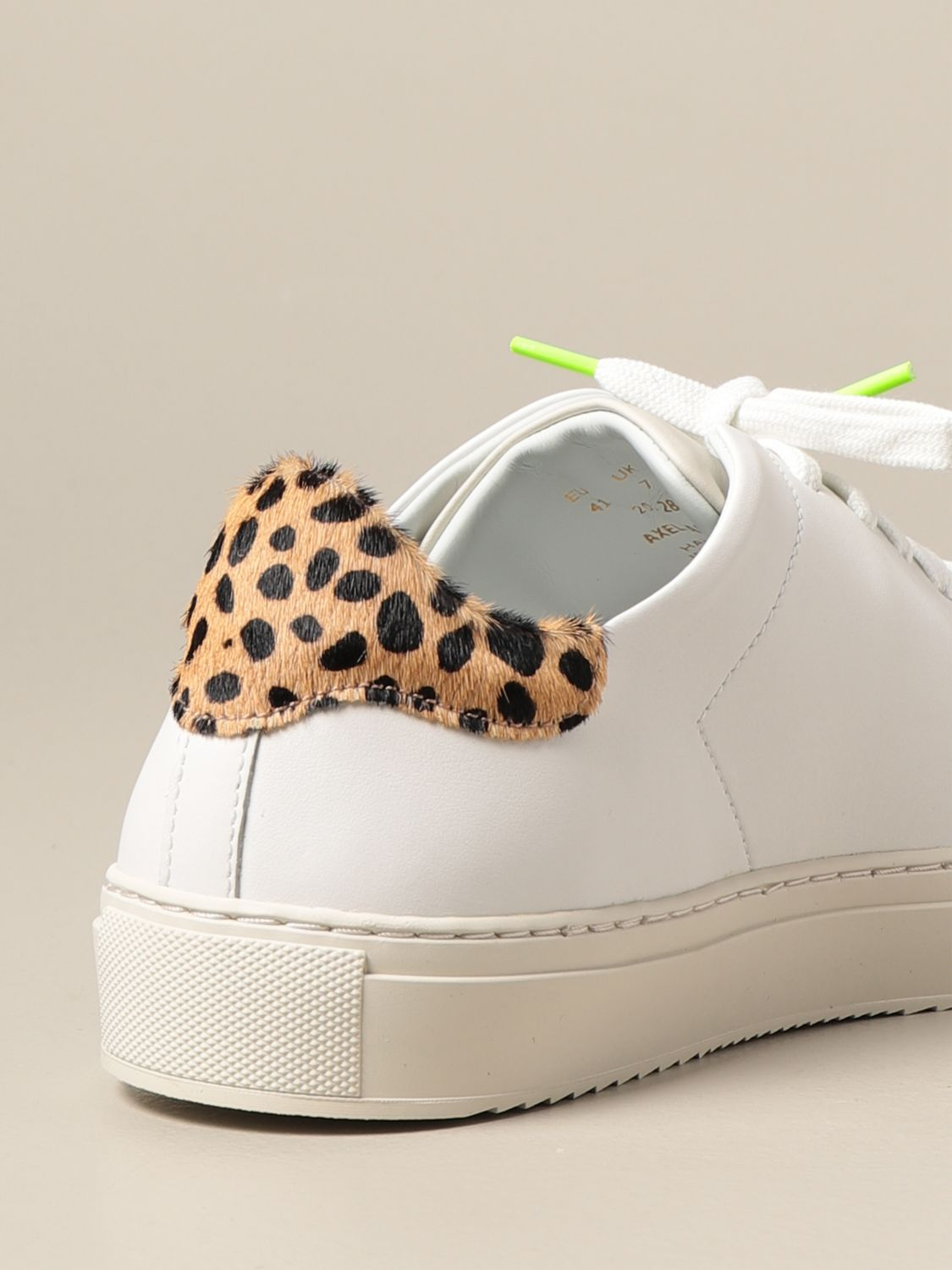 Sneakers Axel Arigato: Axel Arigato sneakers in leather white 3