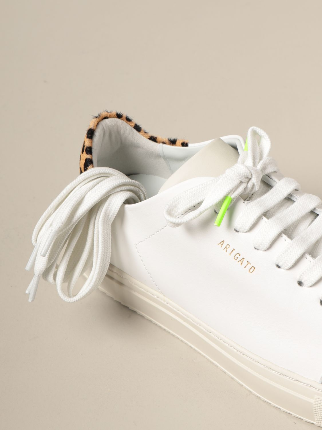 Sneakers Axel Arigato: Axel Arigato sneakers in leather white 4