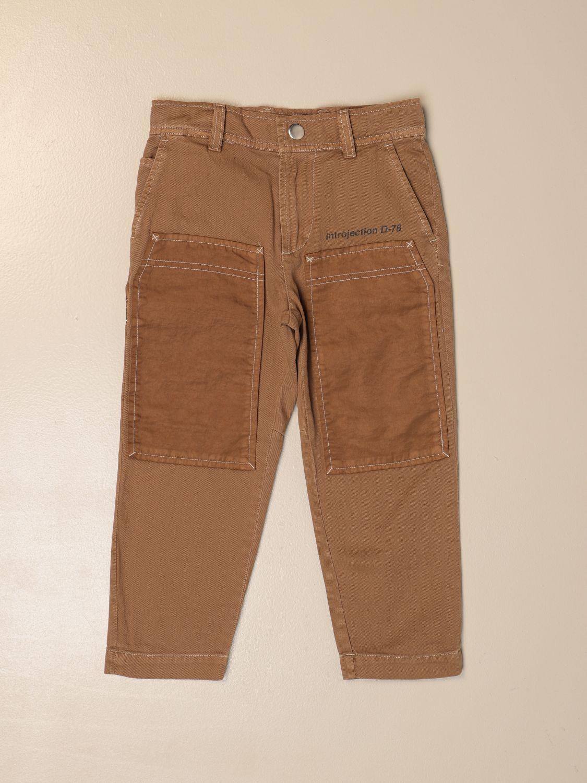 Pantalón Diesel: Pantalón niños Diesel verde 1