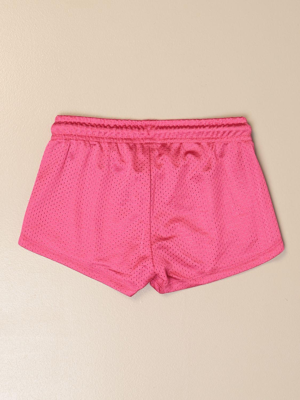 Pantalones cortos Diesel: Pantalón corto niños Diesel rojo 2