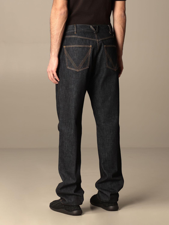Pants Bottega Veneta: Bottega Veneta 5-pocket denim jeans blue 3