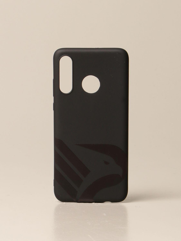 Cover Palermo: Cover logo nero in vari modelli nero 10