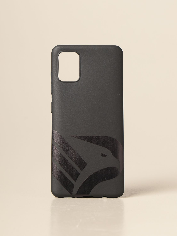 Cover Palermo: Cover logo nero in vari modelli nero 5