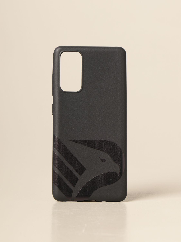 Cover Palermo: Cover logo nero in vari modelli nero 6