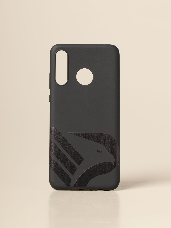 Cover Palermo: Cover logo nero in vari modelli nero 7