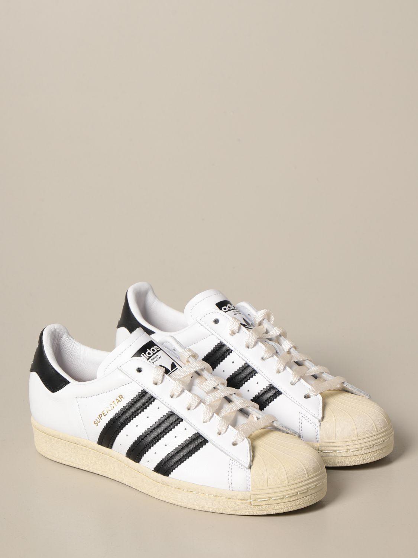 Baskets Adidas Originals: Chaussures homme Adidas Originals blanc 2