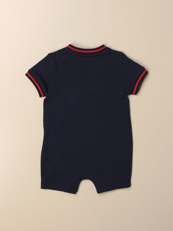 Pack Moschino Baby: Monopieza niños Moschino Baby azul oscuro 2