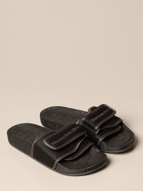 Sandals Adidas Originals By Pharrell Williams: Adidas Originals sandal by Pharrell Williams black 2