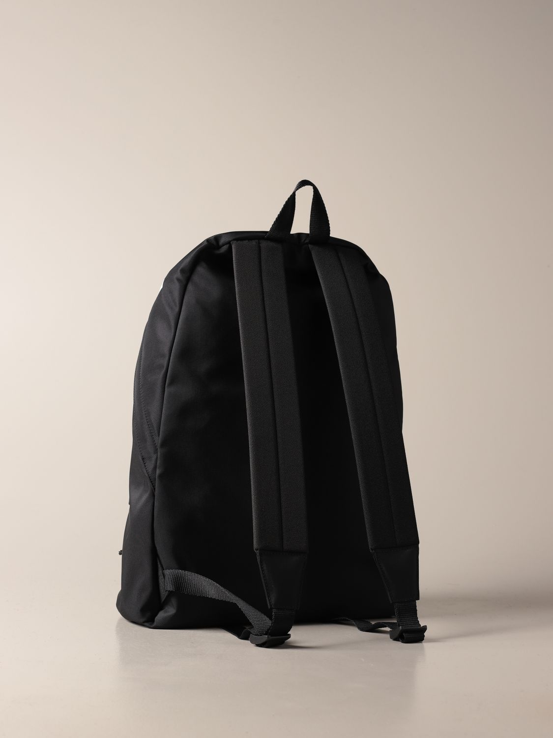 Shoulder bag Balenciaga: Balenciaga nylon backpack black 3