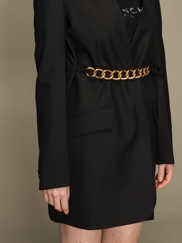 Jacke Damen Givenchy Jacke Givenchy Damen Schwarz Jacke Givenchy Bw30ce12jf Giglio De