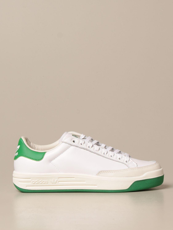 Trainers Adidas Originals: Rod Laver Adidas Originals leather sneakers white 1