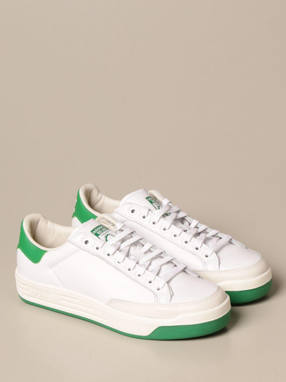 Trainers Adidas Originals: Rod Laver Adidas Originals leather sneakers white 2