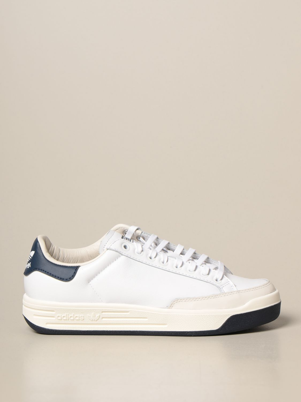 Baskets Adidas Originals: Chaussures homme Adidas Originals blanc 1