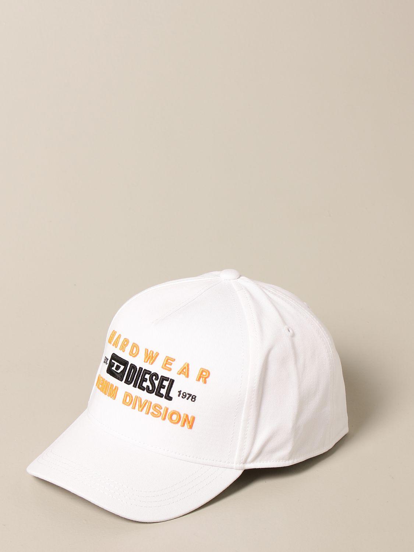 Gorro Diesel: Gorro niños Diesel blanco 1