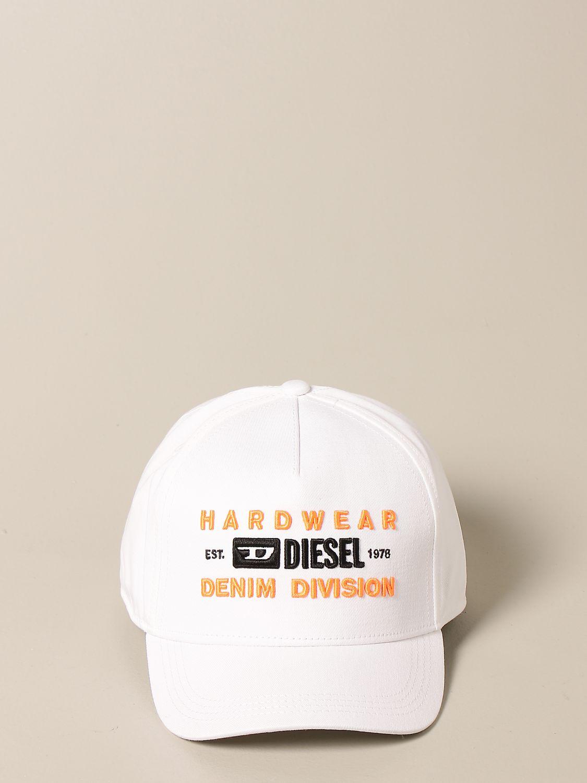Gorro Diesel: Gorro niños Diesel blanco 2