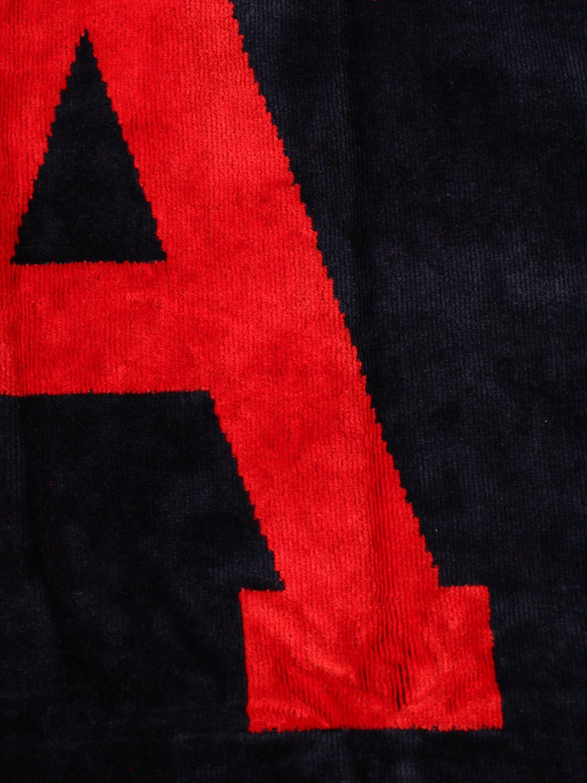 Beach towel Ami Alexandre Mattiussi: Beach towel men Ami Alexandre Mattiussi navy 2