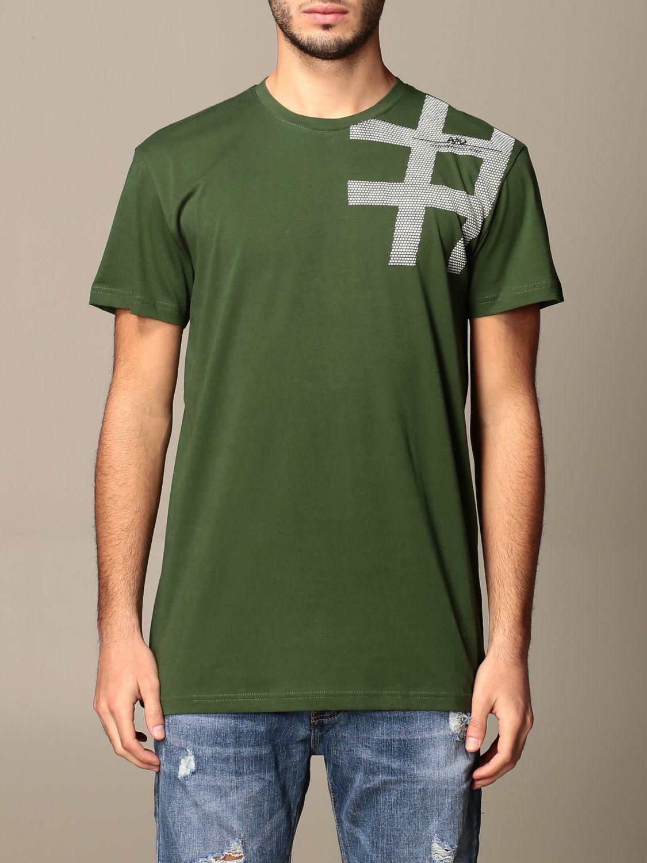 Camiseta Alessandro Dell'acqua: Jersey hombre Alessandro Dell'acqua verde 1