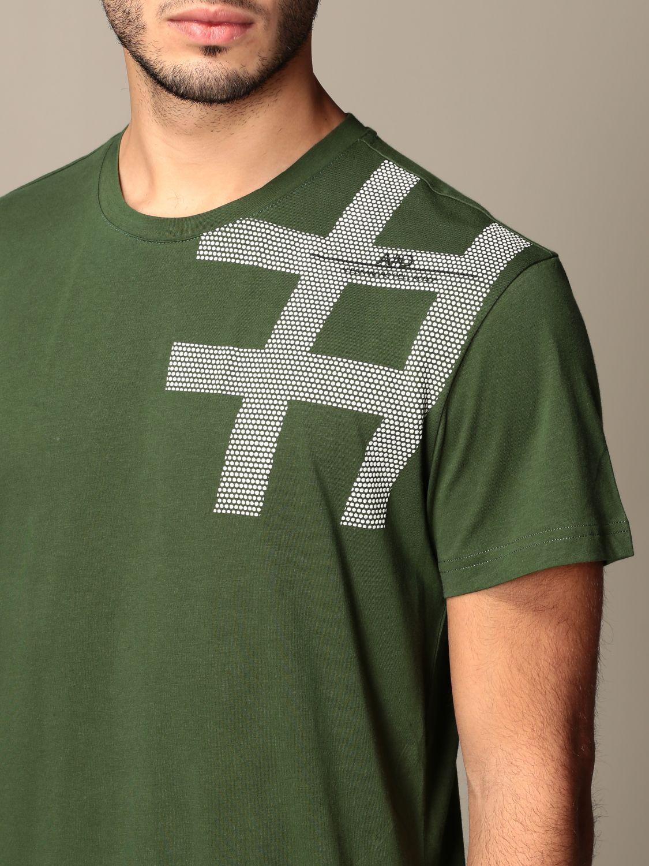 Camiseta Alessandro Dell'acqua: Jersey hombre Alessandro Dell'acqua verde 3