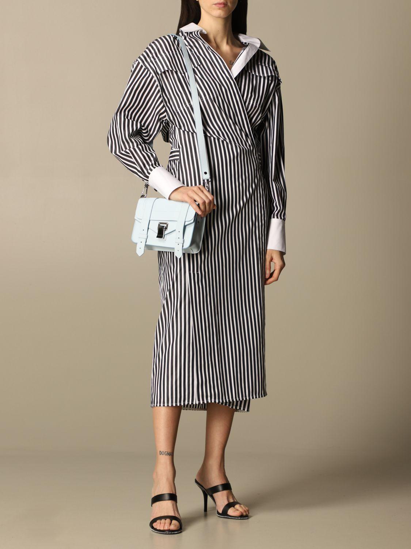 Dress Proenza Schouler: Dress women Proenza Schouler white 2