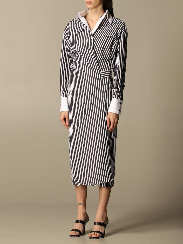 Dress Proenza Schouler: Dress women Proenza Schouler white 4