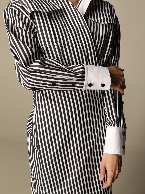Dress Proenza Schouler: Dress women Proenza Schouler white 5