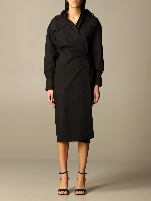 Dress Proenza Schouler: Dress women Proenza Schouler black 1