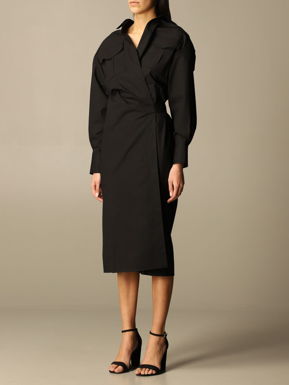 Dress Proenza Schouler: Dress women Proenza Schouler black 4