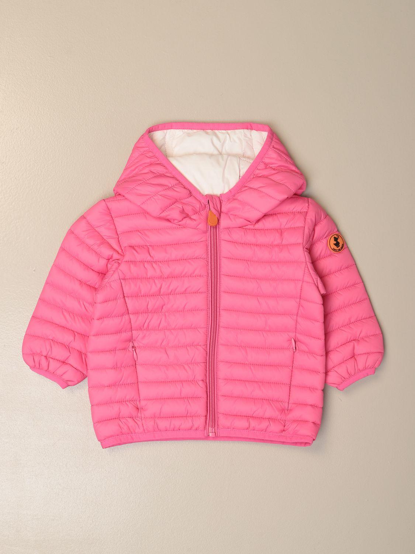 Куртка Save The Duck: Куртка Детское Save The Duck розовый 1