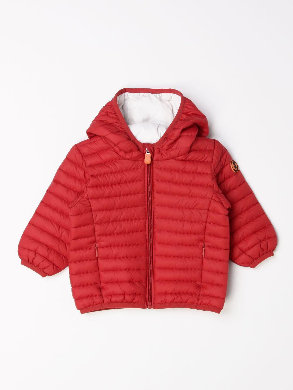 Куртка Save The Duck: Куртка Детское Save The Duck красный 1