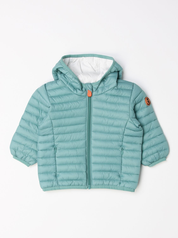 Куртка Save The Duck: Куртка Детское Save The Duck водная синь 1