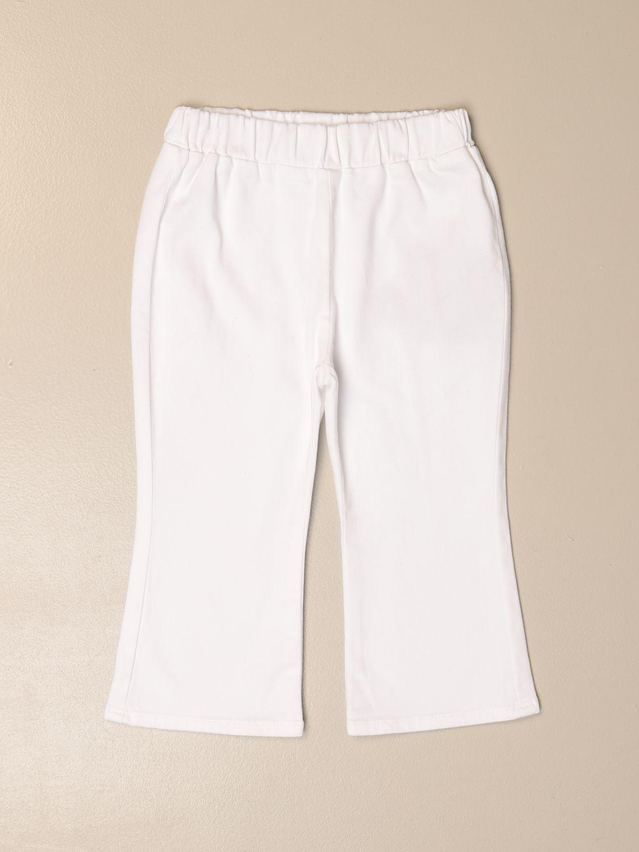 Pants Douuod: Pants kids Douuod white 1