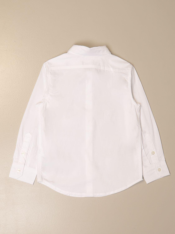 Camisa Diesel: Camisa niños Diesel blanco 2