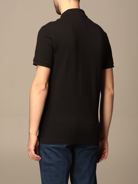 Polo Lacoste: Camiseta hombre Lacoste negro 2