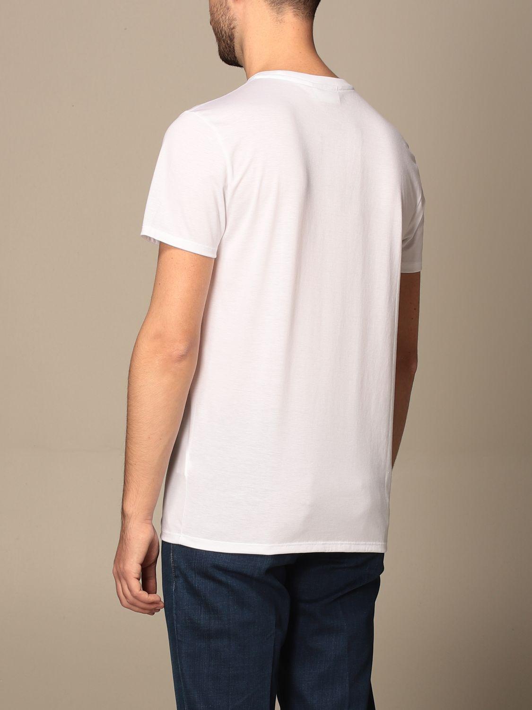 Camiseta Lacoste: Camiseta hombre Lacoste blanco 2
