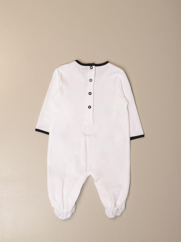 Pack Balmain: Mono niños Balmain blanco 2