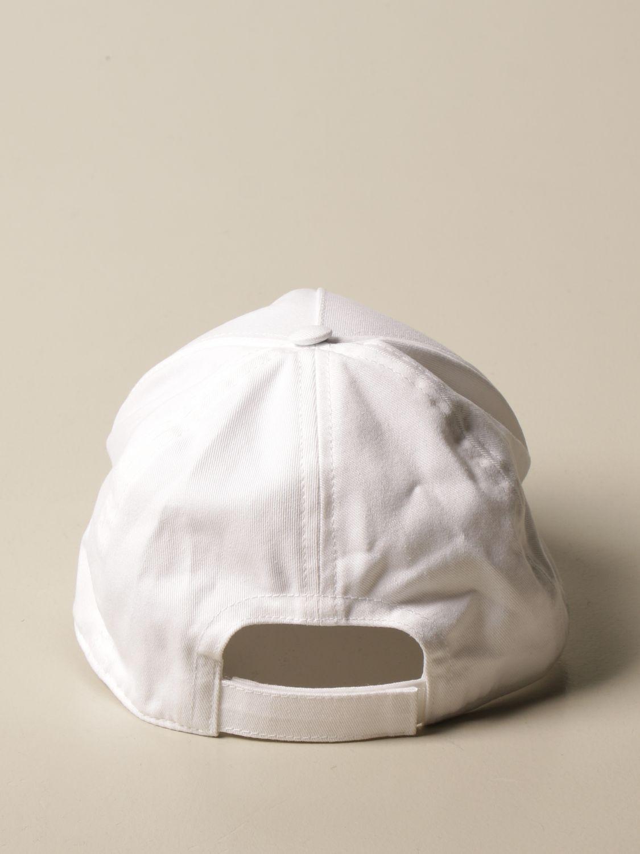 Gorro Balmain: Gorro niños Balmain blanco 3