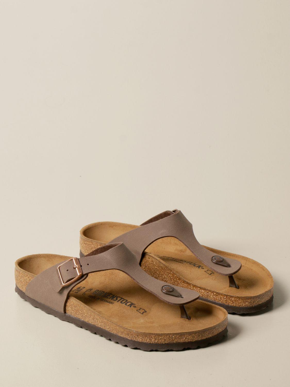 Sandals Birkenstock: Sandals men Birkenstock brown 2