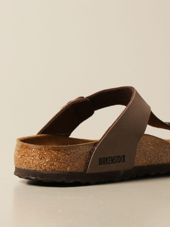 Sandals Birkenstock: Sandals men Birkenstock brown 3