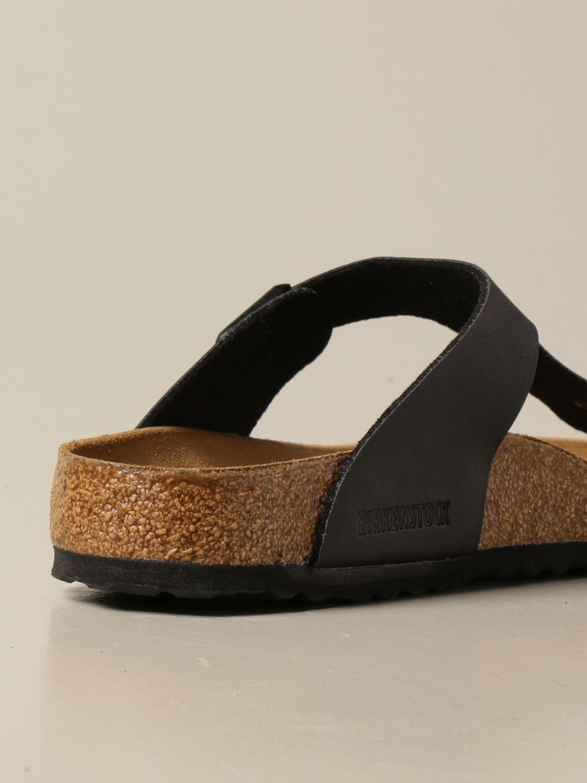 Sandals Birkenstock: Sandals men Birkenstock black 3