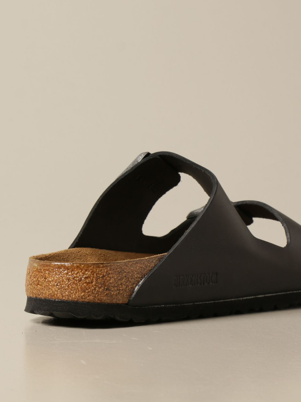 Sandali Birkenstock: Sandalo a ciabatta Arizona Birkenstock nero 3