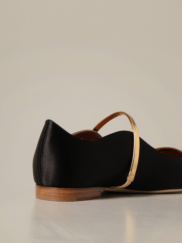 балетки Malone Souliers: Обувь Женское Malone Souliers черный 3