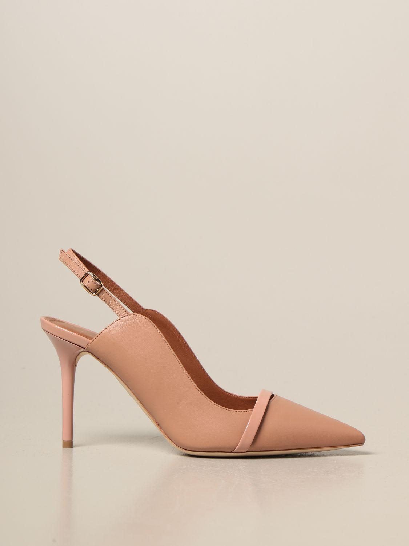 Туфли-лодочки Malone Souliers: Обувь Женское Malone Souliers нюд 1