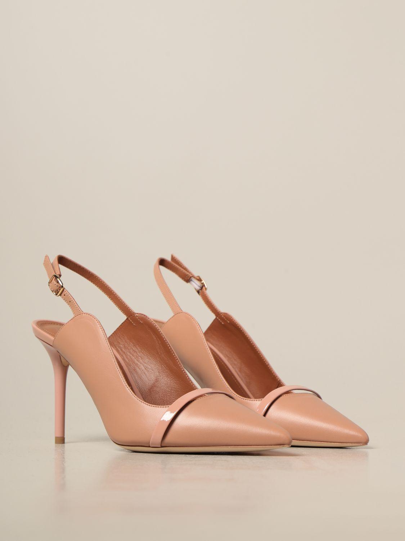 Туфли-лодочки Malone Souliers: Обувь Женское Malone Souliers нюд 2
