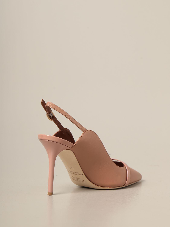 Туфли-лодочки Malone Souliers: Обувь Женское Malone Souliers нюд 3