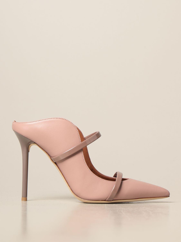 Туфли-лодочки Malone Souliers: Обувь Женское Malone Souliers пудра 1