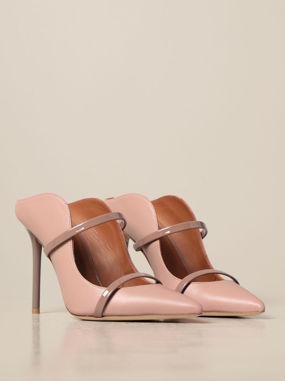 Туфли-лодочки Malone Souliers: Обувь Женское Malone Souliers пудра 2